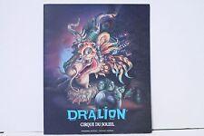 Cirque Du Soleil DRALLION Souvenir Program Book