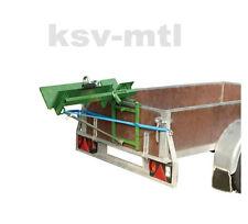 Sägebock EcoCut für PKW Anhänger Metall Brennholz Motorsäge