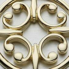 Scottish Ola Gorie Orkney St Magnus Brooch Pin 9ct Yellow Gold