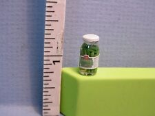 Sweet Pickles in a Jar #A2686 - Dollhouse Miniature