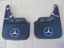 Mercedes 140880 Mud Flaps Set - Rear x2 | W140 S Class 02