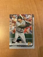 2019 Topps Series 2 - Lonnie Chisenhall - #431 Vintage Stock Parallel #'d 29/99