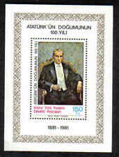 Turkish North Cyprus Stamps SG 108 1981 Ataturk  MINT never hinged
