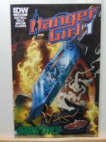 Danger Girl Mayday #1 Sub Cover Variant IDW Comics CB7135