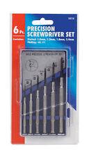 Best Way Tools  6 Piece  Assorted  Precision Screwdriver Set