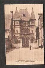 unmailed post card France Orleans Maison de Diane de Poitiers/Grand HotelAiguan