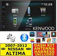 FITS 07-12 NISSAN ALTIMA JVC-KENWOOD SCREEN MIRROR BLUETOOTH CAR RADIO STEREO
