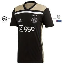 Trikot Adidas Ajax Amsterdam 2018-2019 Away UCL [128-XXL] Champions League Badge