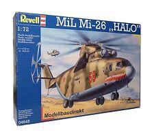 MIL MI-26 - Halo - 1:72 Hubschrauber Bausatz Revell Nr. 04645 NEU & OVP