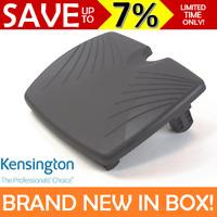 NEW IN BOX Kensington SoleRest Footrest Ergonomic Black Grey Foot Rest 56148