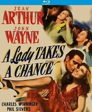 A Lady Takes a Chance [New Blu-ray]