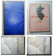 Antique South American Maps & Atlases Peru