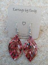 For Pierced Ears Ladies Handmade Earrings
