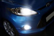 2x FORD FIESTA MK7 LED Sidelight Side Light Bulbs XENON BRIGHT WHITE NO-ERROR ST