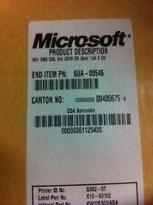 Windows Small Business Server 2008 - 5 UCAL Erweiterung mit MWST-Rechnung
