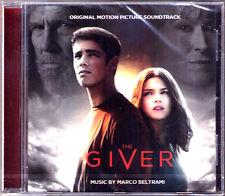 THE GIVER Marco Beltrami OST Soundtrack CD Hüter der Erinnerung Breton Thwaites