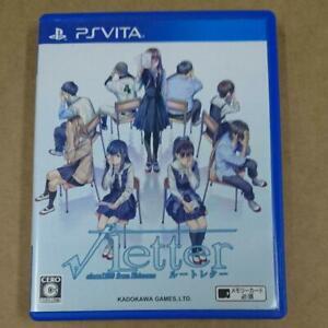 PSVITA/Root Letter Adventure Game from Japan