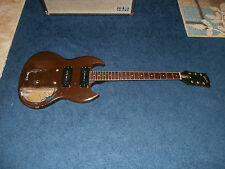 Vintage 1972 Gibson SG Professional Electric Guitar Project w/ Pickups!