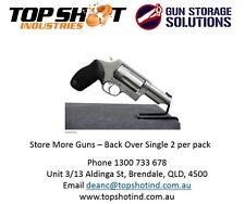 Gun Safe Hand Gun Hangers for pistols - Glock CZ Smith and Wesson BO Single x 2