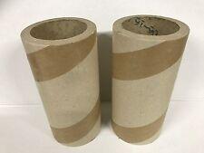 Heavy Duty Cardboard Tubes X 2 Shipping Art Craft etc.