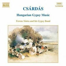 Ferenc Santa, Jr., F - Hungarian Gypsy Music [New CD]