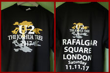 U2 - GIG / TOUR T-SHIRT (S) (M) (L) (XL)  NEW & UNWORN