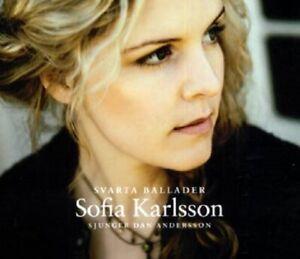 """Sofia Karlsson - """"Svarta Ballader"""" - 2005 - CD Album"""