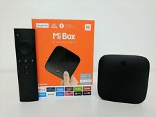 XIAOMI Mi BOX 3 - 4k, HDR, Android TV 6.0, WiFi Kodi. la garanzia. QUAD CORE 64-bit