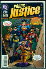 DC Comics YOUNG JUSTICE #3 NM 9.4