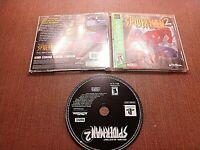Sony PlayStation 1 PS1 PSOne CIB Complete Tested Enter Electro Spider-Man 2