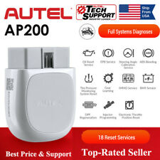 Autel AP200 OBD2 Diagnostic Scan Tool All System Code Reader IMMO KEY ABS SRS US