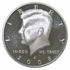 2008-S Gem Deep Cameo Proof Kennedy Half Dollar 90% Silver *133