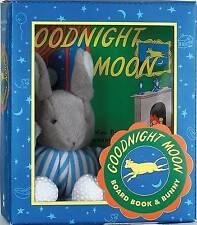Goodnight Moon: Board Book and Bunny by Margaret Wise Brown (Board book, 2005)
