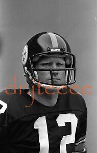 Terry Bradshaw PITTSBURGH STEELERS - 35mm Football Negative