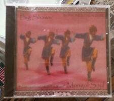 Big Shawn Bored Stiff Mongol Soul audio CD SEALED NEW