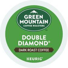 Green Mountain Coffee, Double Diamond, Single-Serve Keurig K-Cup Pods, Dark