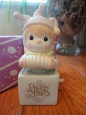 Precious Moments Figurine 1991 Jest To Let You Know Your Tops B0006 Mib