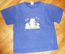 💜💜💜T-Shirt Babar 5 Ans Broderies Superbe  💜💜💜
