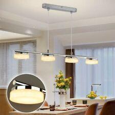 Pendant Lighting Kitchen Island Led Fixture Chrome Hanging Acrylic Farmhouse 4