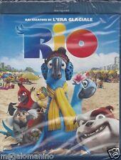 Blu-ray Disc **RIO** Nuovo sigillato 2011