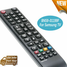 NEW TV Remote Control BN5901199F Replacement For Samsung LED  HDTV Smart LCD USA