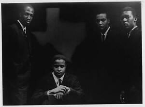 The Jazz Crusaders Wilton Felder Stix Hooper OLD MUSIC PHOTO