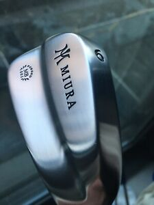 Miura MB 001. Heads Only. 5-PW