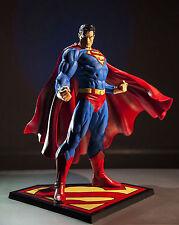 Superman Man of Steel Superhero Figure Model Resin Kit Unpainted Unassembled 1/6