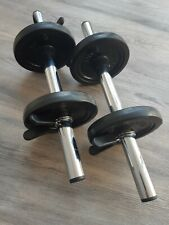 Bilanciere e manubri per pesi palestra fitness