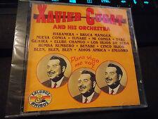 Para Vigo Me Voy by Xavier Cugat & Orchestra,CD (1993 Saludos Amigos Import) New