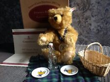 STEIFF CLUB EDITION 1997/98, Picnic TEDDY BEAR.