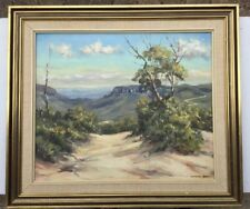 Barbara Beasley Blue mountains Nsw  Framed Oil Painting