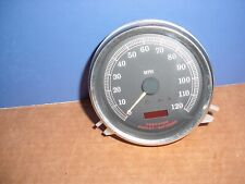Harley-Davidson Illuminated MPH Motorcycle Sdometers for ... on