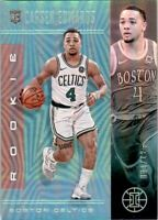 2019-20 Panini Illusions Trophy Collection Teal #152 Carsen Edwards /125